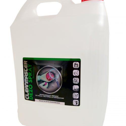 CLEANMASTER DEZO SPRAY TM100DZ - 5L